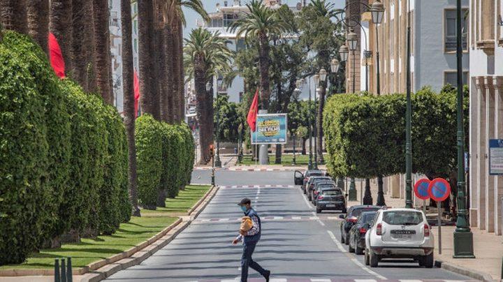 الحكومة المغربية يمدد حالة الطوارئ الصحية