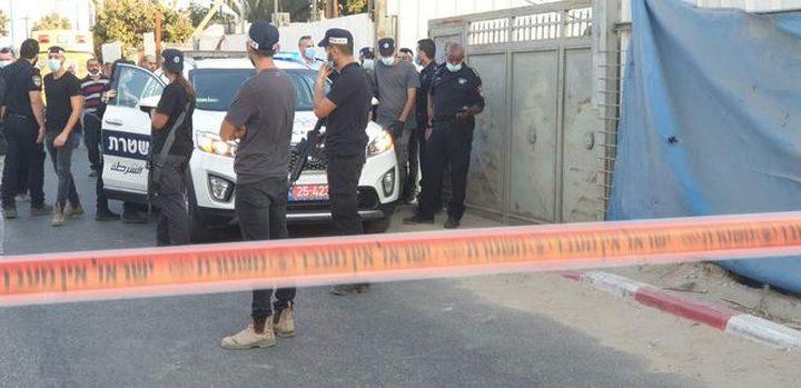 مصرع شاب اثر جريمة اطلاق نار في شقيب السلام بالنقب