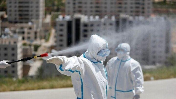 10 وفيات و1294 إصابة جديدة بفيروس كورونا في الأردن
