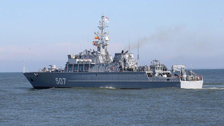 الجيش الروسي يحصل على كاسحة ألغام بحرية حديثة هذا العام
