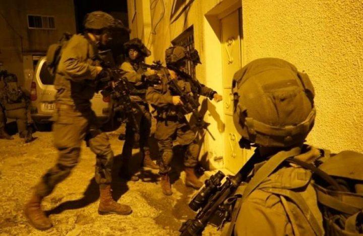 قوات الاحتلال تقتحم حوسان غرب بيت لحم