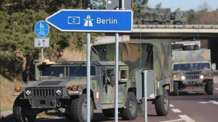 ألمانيا ترحّب بإبقاء القوات الأميركية على أراضيها
