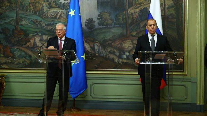 """الإتحاد الاوروبي يعتبر العلاقات مع موسكو """"في أدنى مستوياتها"""""""
