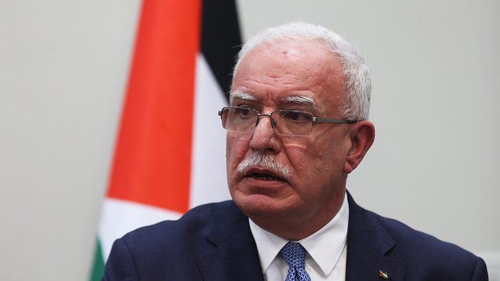 المالكي يرحب بقرار الجنائية الدولية بخصوص الأراضي الفلسطينية