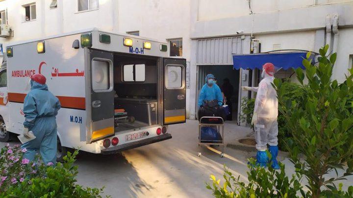 172 إصابة جديدة بكورونا في غزة
