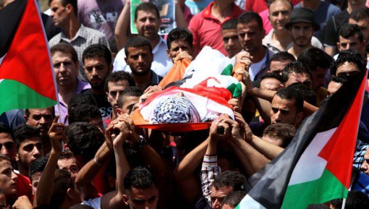 تقرير: 4 شهداء برصاص الاحتلال في الضفة خلال شهر يناير