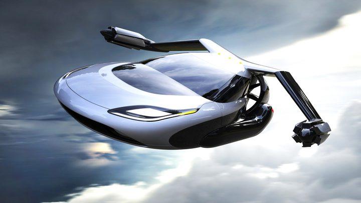 شركة أسترالية تنظم أول سباق للسيارات الطائرة في الجو
