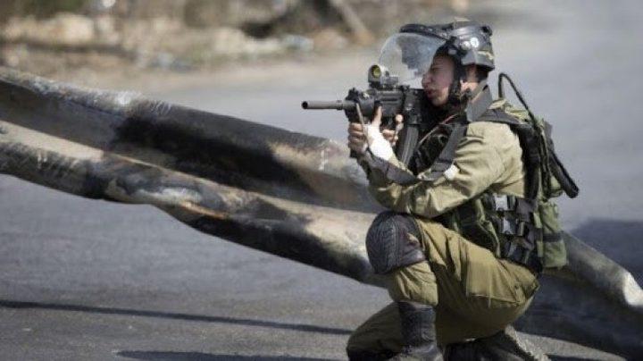 إصابة عامل برصاص الاحتلال أثناء توجهه لعمله بالداخل المحتل