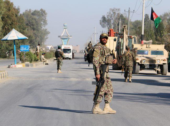 """مقتل 23 من عناصر """"طالبان"""" في عملية لقوات الأمن في أفغانستان"""