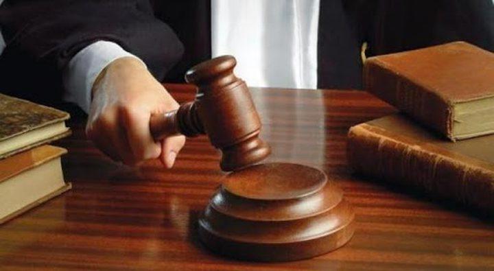 نابلس: الأشغال الشاقة لمدة 10 سنوات لمدان بتهمة هتك العرض