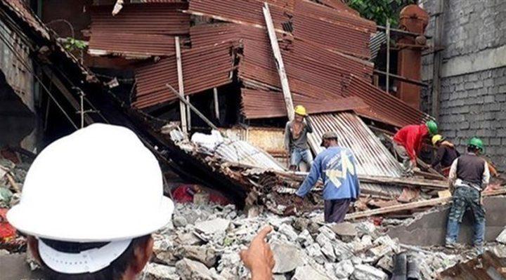 زلزال يضرب مقاطعة دافاو ديل سور جنوب الفلبين