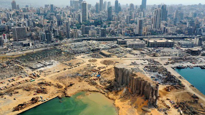 تقرير: مواد خطرة قد تسبب كارثة ثانية بمرفأ بيروت