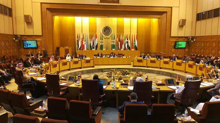 مجلس الجامعة العربية يؤكد على حل الدولتين ومبادرة السلام العربية
