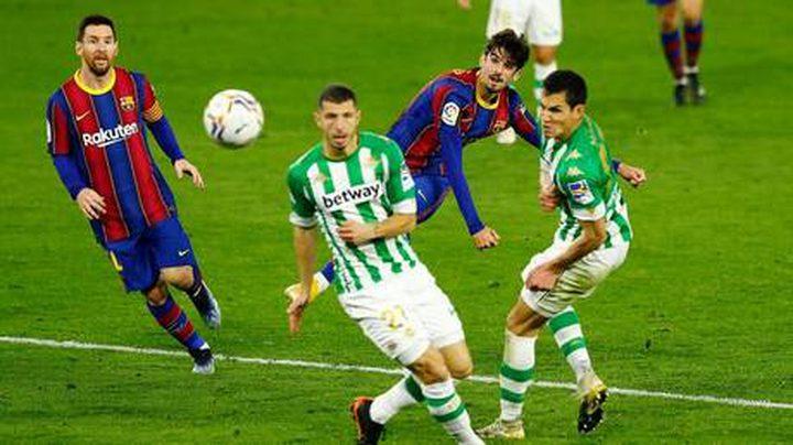 """ميسي """"البديل"""" يسجل رقما استثنائيا جديدا مع برشلونة"""