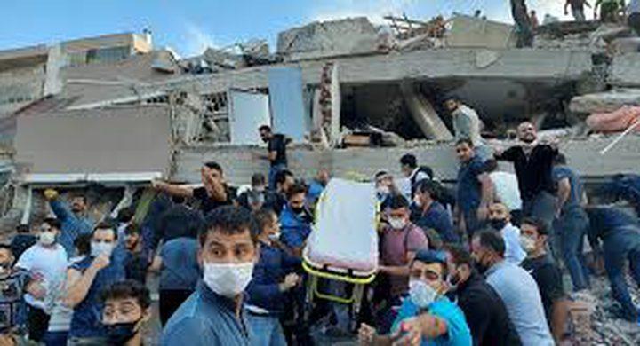 زلزال بقوة 4.6  درجات يضرب وسط تركيا