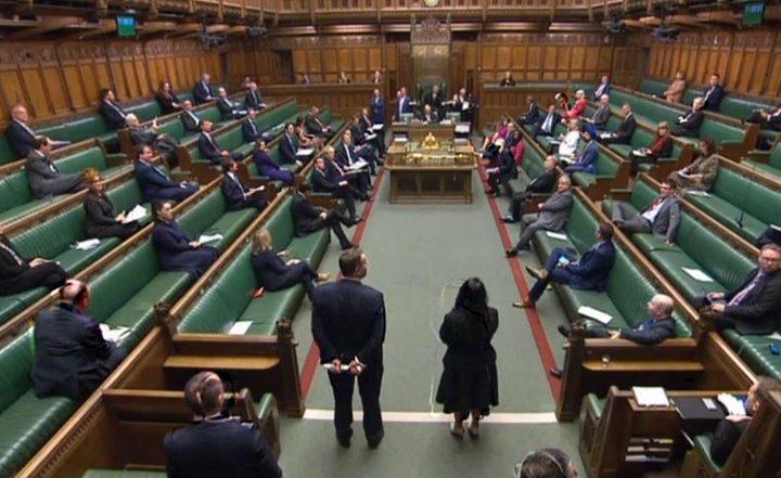 المجلس الوطني يثمن دعوة نواب بريطانيينلمنع تهجير الفلسطينيين