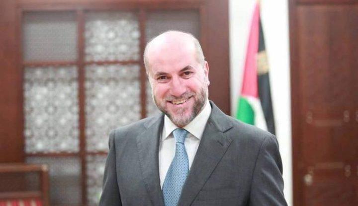 الهباش: السلام والاستقرار لن يتحقق إلا بإنهاء الاحتلال