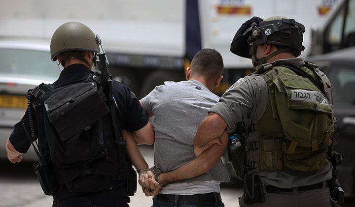 جنين:قوات الاحتلال تعتقل شابا وفتى من بلدة يعبد