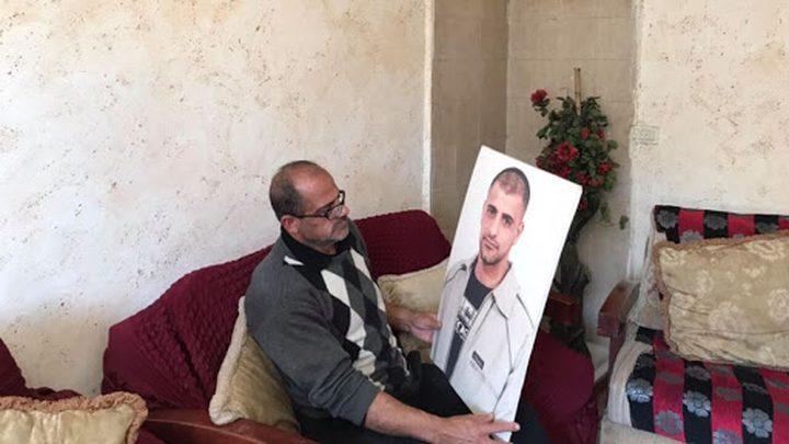 قرار بالإفراج عن الأسير المريض حسين مسالمة من سجون الاحتلال