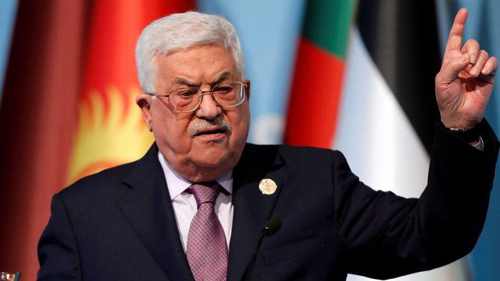 الرئيس عباس يثمن الجهود المصرية في دعم الحوار الفلسطيني