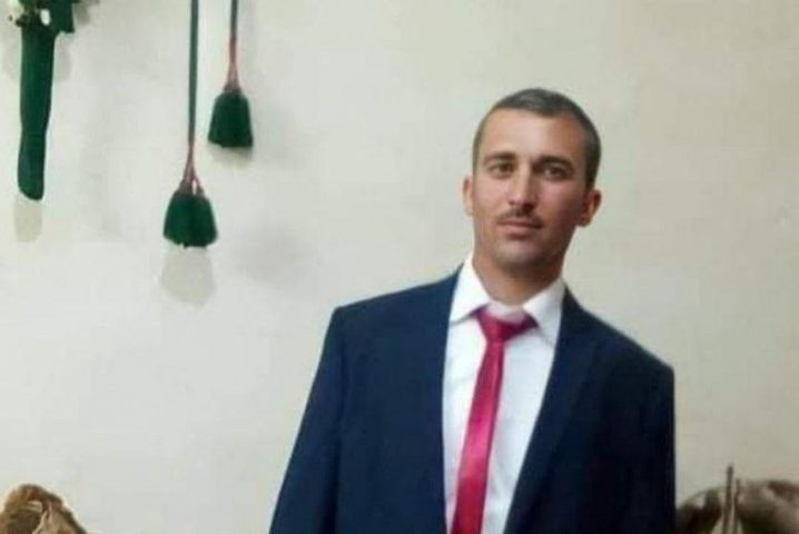 نابلس تشيع جثمان شهيد لقمة العيش عزام عامر