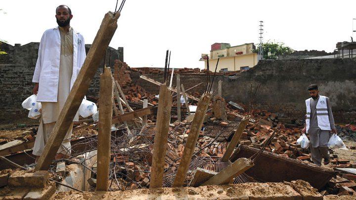 سفارتنا بباكستان: لا إصابات في صفوف جاليتنا في زلزال اليوم