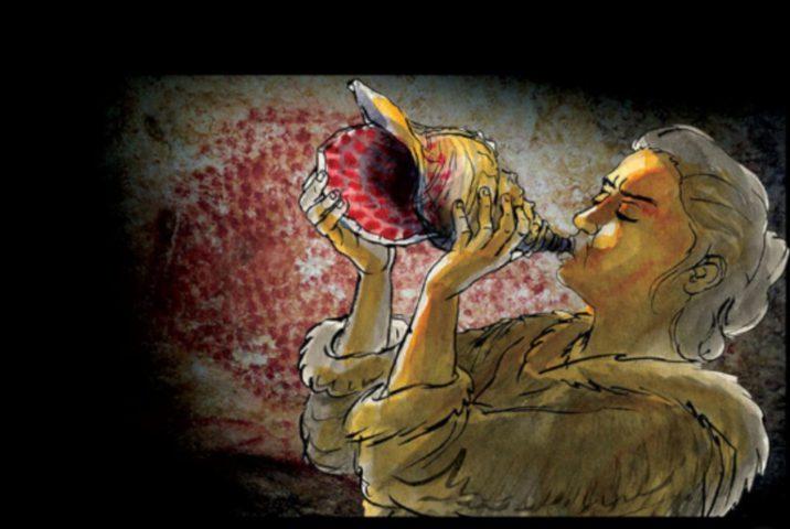 اكتشاف أقدم آلة نفخ موسيقية في التاريخ