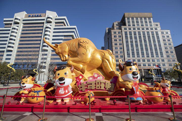 """الصين تحتفل بسنة الثور.. و""""بشارة خير"""" لمواليد هذه الأعوام"""