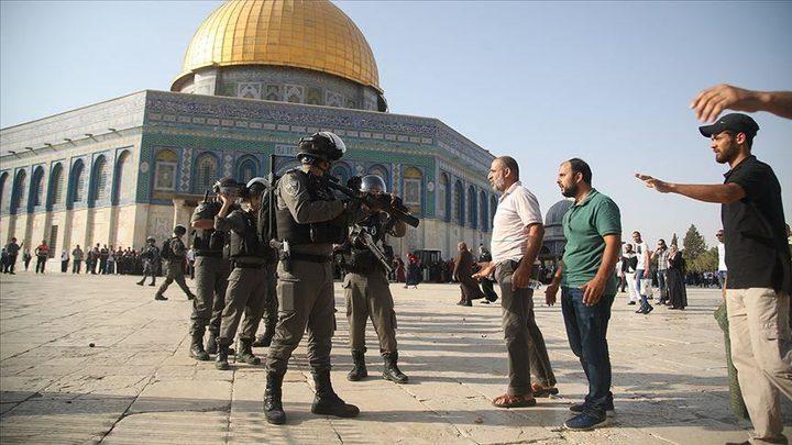 القدس: مواجهات في الطور وانتشار مكثف للاحتلال على أبواب الأقصى