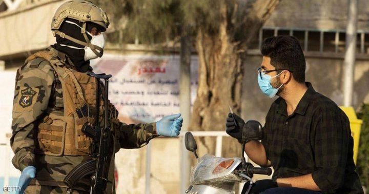 فرض حجر تجول 3 أيام في العراق لمواجهة كورونا