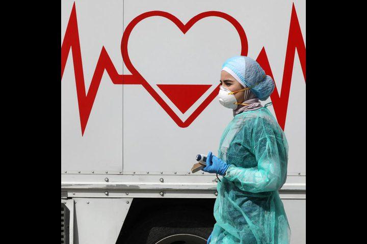 الأردن: 11 حالة وفاة و2447 إصابة جديدة بفيروس كورونا