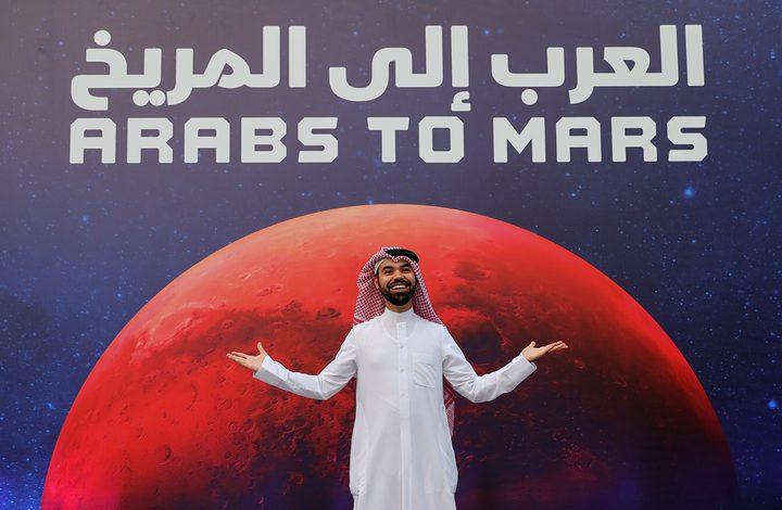 محمد بن راشد ينشر أول صورة للمريخ بأول مسبار عربي في التاريخ