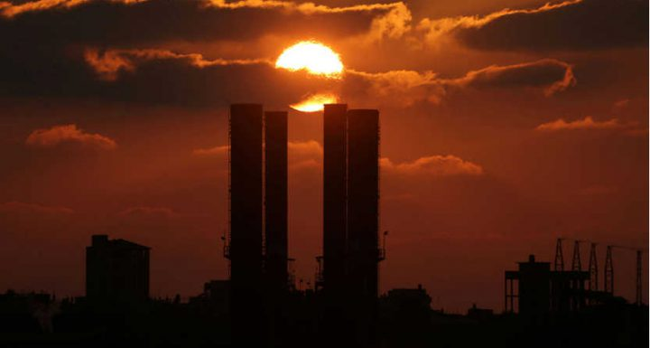الاتحاد الأوروبي يناقش مشروع توصيل الغاز لمحطة الكهرباء في غزة