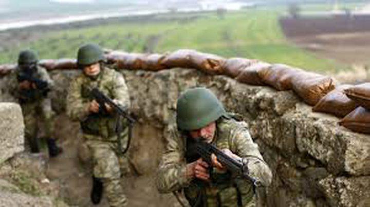 تركيا تعلن انتهاء العملية العسكرية شمال العراق