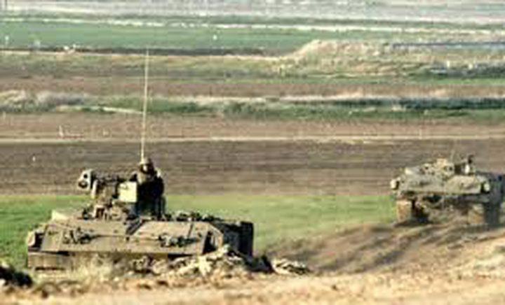 الاحتلال يطلق الرصاص على المزارعين شرق غزة