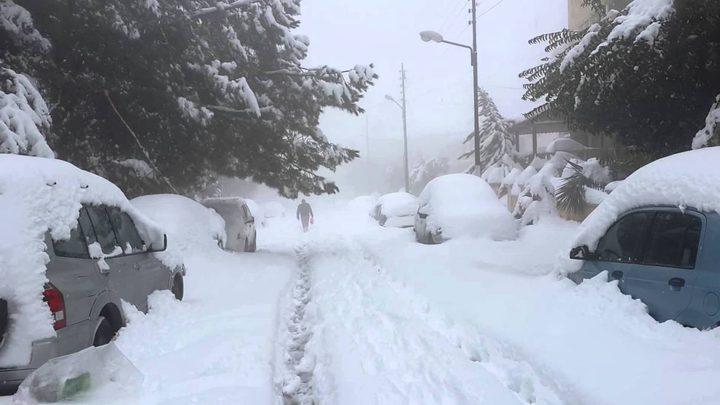 الطقس: منخفض قطبي يؤثر على البلاد مساء الغد