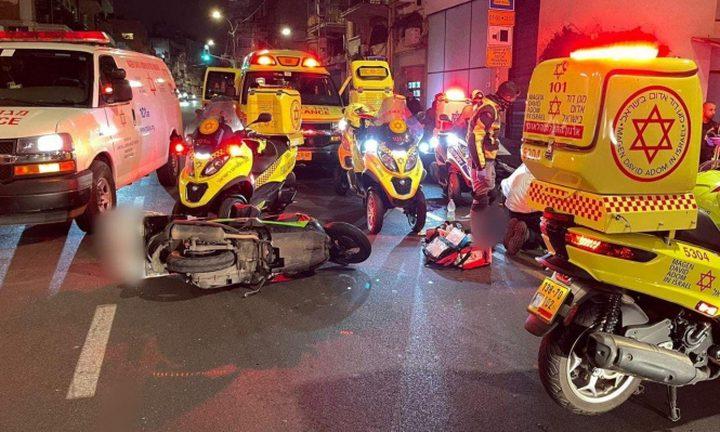 مصرع شاب بحادث طرق في يافا