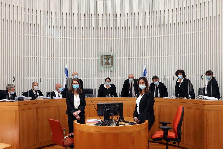 محكمة الاحتلالترد استئناف أربع عائلات مقدسية
