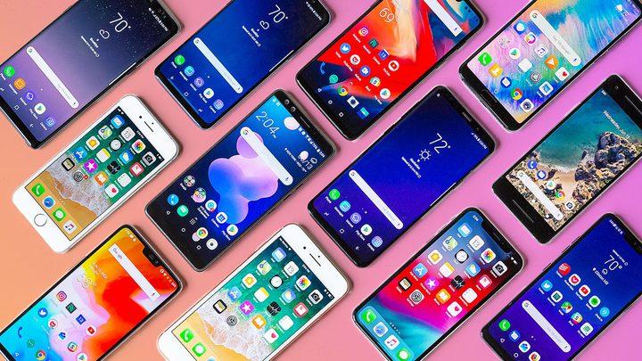 تراجع مبيعات الهواتف الذكية في العالم خلال 2020