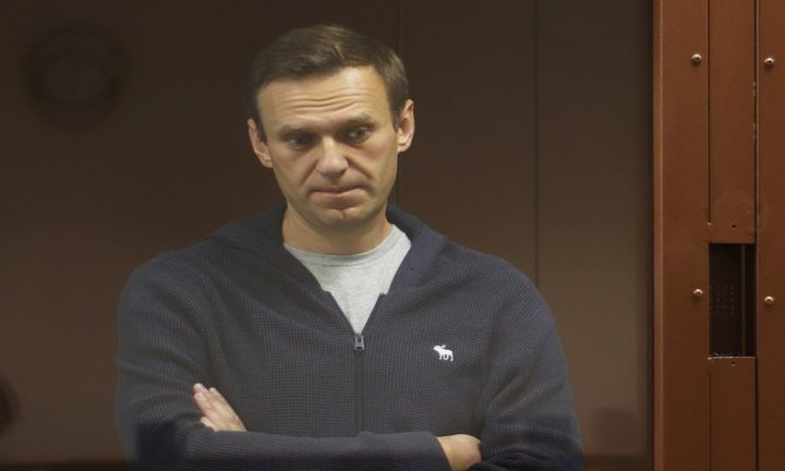 استكمال محاكمة المعارض الروسي نافالني