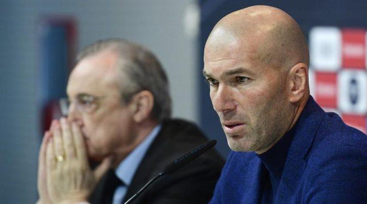 هل يغادر زيدان ريال مدريد؟ مكالمة هاتفية تكشف السر!