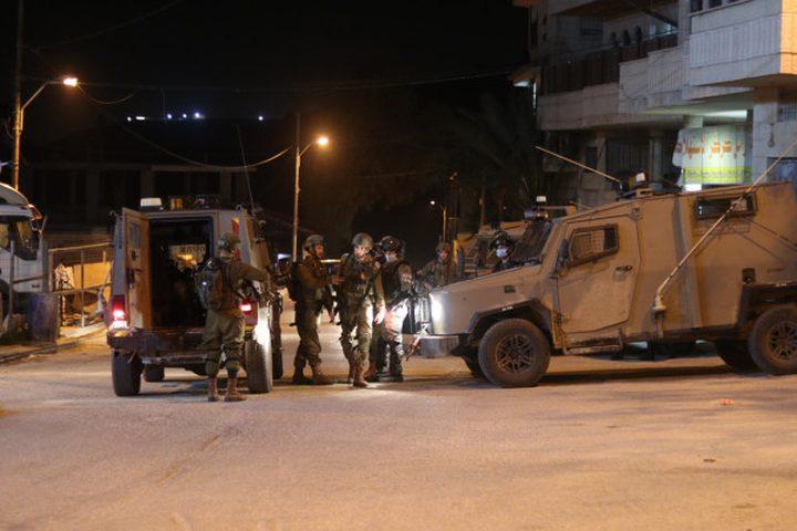 الاحتلال يحول منزلاً غرب رام الله إلى ثكنة عسكرية