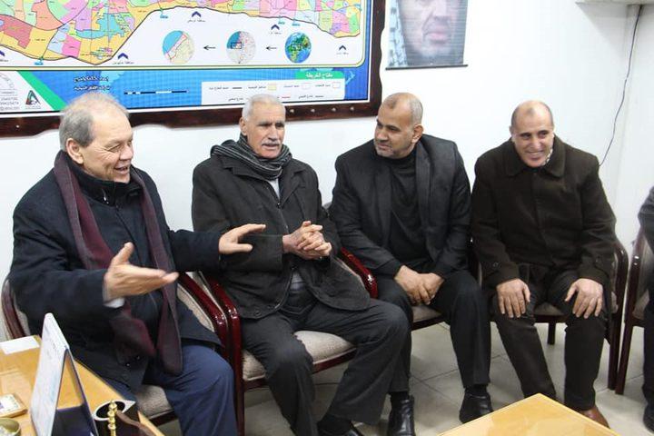 وصول وفد فتحاوي إلى قطاع غزة