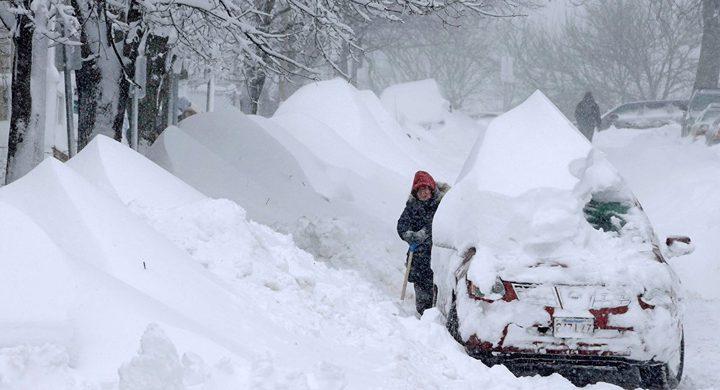 ارتفاع حصيلة ضحايا موجة البرد في الولايات المتحدة