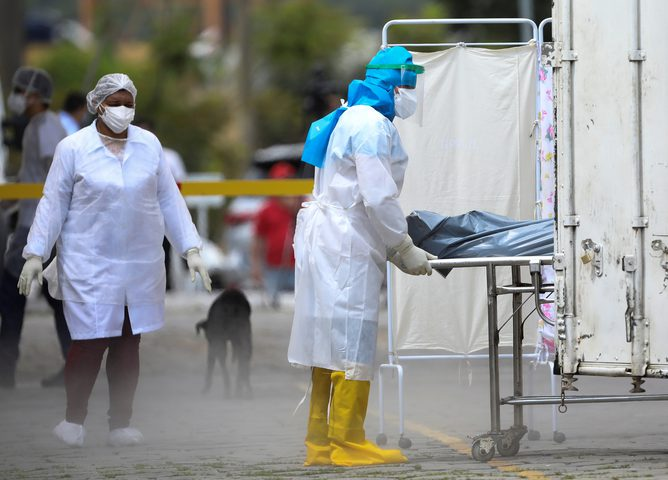 نحو مليونين و430 ألف وفاة بكورونا حول العالم