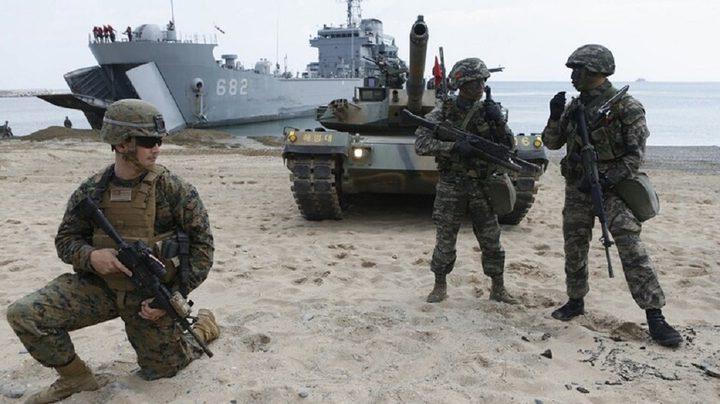 اتفاق أمريكي ياباني على تمديد شروط تمويل القواعد الأمريكية مدةعام