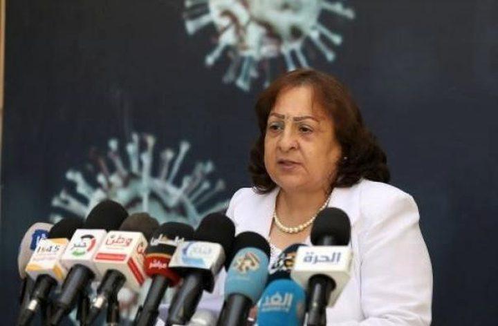 وزارة الصحة تعيد إرسال شحنة من لقاح سبوتنيك إلى قطاع غزة