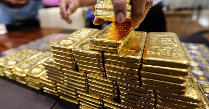 سعر الذهب يهبط لأدنى مستوى في أسبوع