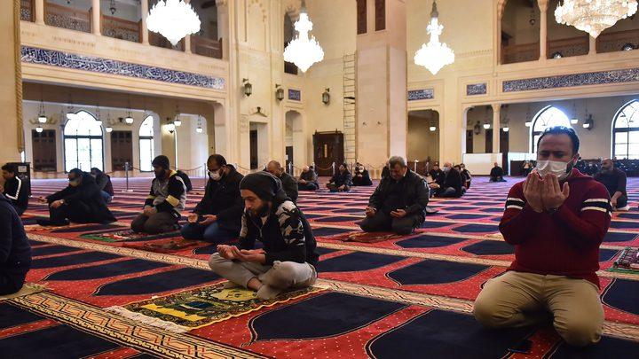 """""""الأوقاف"""": خطبة وصلاة الجمعة ستقام في المساجد"""