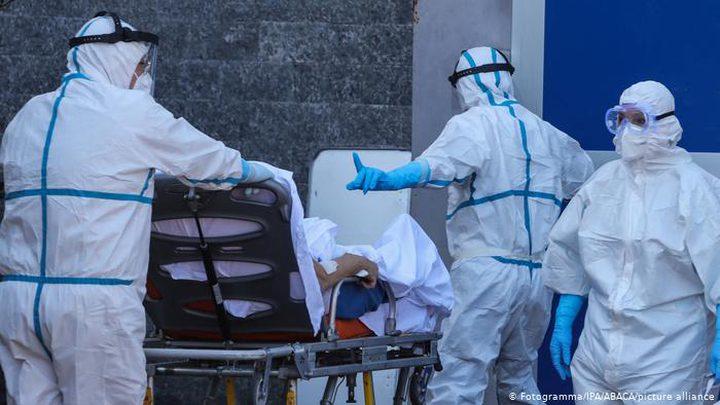 أكثر من 109 مليون اصابة بكورونا حول العالم
